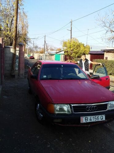 Audi 100 1.8 л. 1989 | 542218164 км