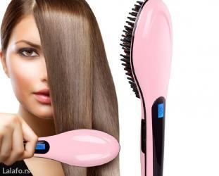Elektricna cetka za ispravljanje kose  - Prokuplje