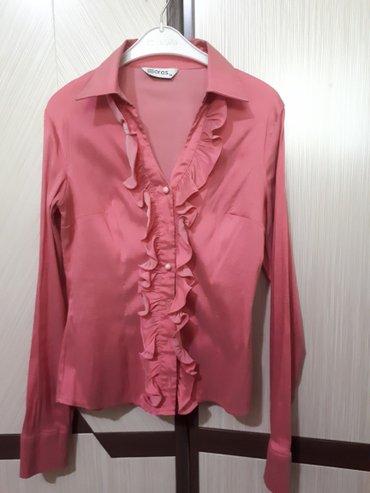 Продаю офисные блузки и рубашки б/у, в Бишкек