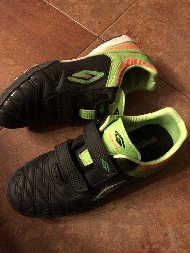 Мужская обувь - Азербайджан: DUGANA 34 размер, в идеальном состоянии, одевали 1 раз на футбол