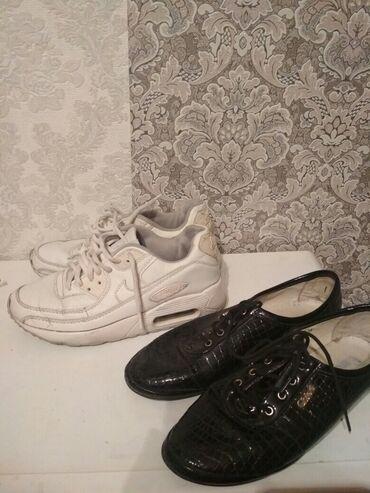 Кроссовки Air max белые 350 сом туфли 200 сом Смотри профиль много