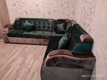 Угловые диваны в наличии и на заказ, от производителя. Хорошее