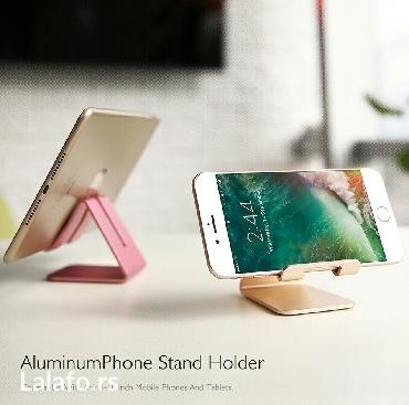 Univerzalni metalni stalak za mobilne telefone, tablete, e-knjige do 1 - Kragujevac