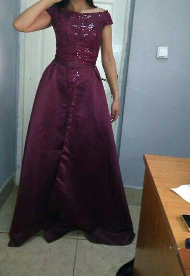 Продаю или сдаю на прокат платье в Бишкек
