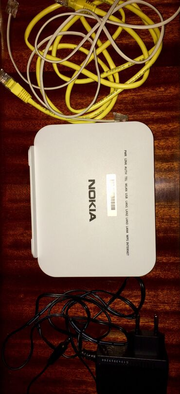 Teze Nokia WiFi Optik Modem