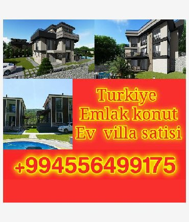 Куплю квартиру в Азербайджан: Turkiyede projeli ev villa torpaq satislari. Istanbul. Bursa