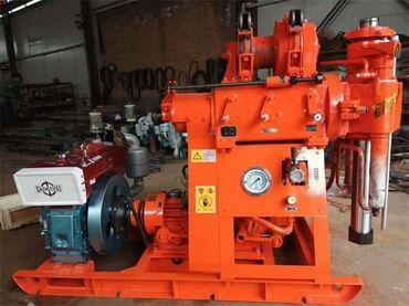 Услуги - Кировское: Буровая установка НА ЗАКАЗ для бурения скважин с проходимостью