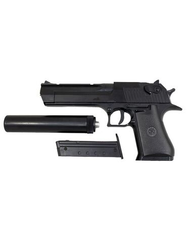 Другое для спорта и отдыха - Кыргызстан: Игрушка Пистолет для любителей тоскать пистолет похожа на настоящий