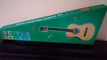 Sportski sako - Srbija: Akusticna gitara Light 1/2 NovaProdajem akusticnu klasicnu gitaru