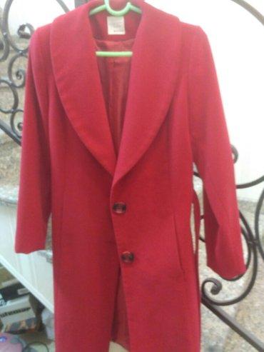 Продаю пальто кашемир, размер 46 в Бишкек