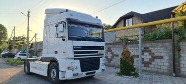 даф в Кыргызстан: Продаю!!!!Daf xf95 2003годасостояние отличное-готов к