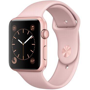 электронный градусник цена бишкек в Кыргызстан: Apple watch 1 серии, цвет: Rose Gold, цена 10 000 сом, уступим в разум