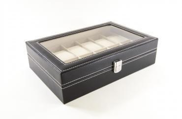 Kutija za satove  Odlična kao rodjendanski poklon ili za ljubitelje - Beograd