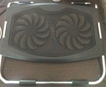 Системы охлаждения - Кыргызстан: Depp Cool® охладитель для ноутбука. Работает как новая,нету сбоя и т