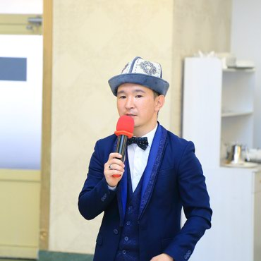 Развлечения в Кыргызстан: Тамада Тимур Кабаев  биздин кызматта:шоу программа фокусников  мыкты м