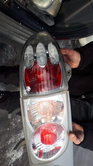 Эстима - Кыргызстан: Стоп сигнал задний диодовые комплект на тойота Эстима вацап