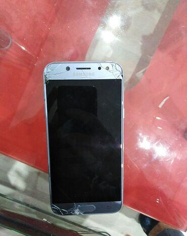 Potrebna je popravka Samsung Galaxy J7 2017 plavo