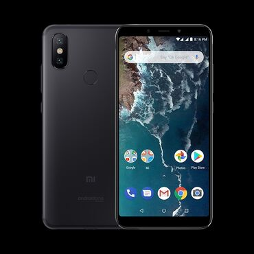 Электроника в Гусар: Б/у Xiaomi Mi Note 2 32 ГБ Черный