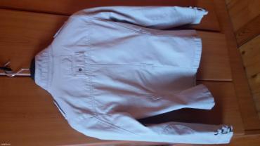 Dobro ocuvana jakna za prolece,bez boje,velicina m. - Lazarevac