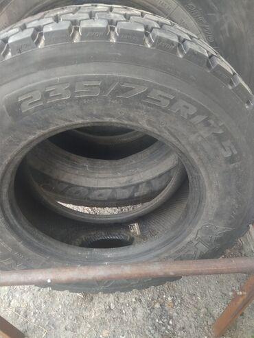 Шины и диски - Шопоков: Продается шина, размер 235/75-17,5 наварка #