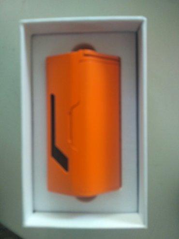 продаю вэйп-электроная сигарета. новый!!! купил не пользовался. мощный в Токмак