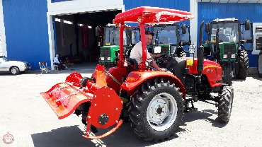 Осоо нурастур. мощный и производительный трактор dongfeng df-404c