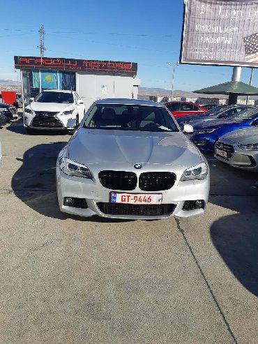 Bakı şəhərində BMW 525 2010- şəkil 7