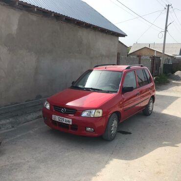 Mazda Demio 1.5 л. 2001