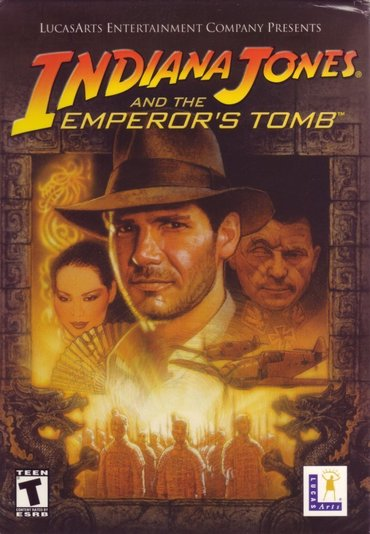 Pc igra indiana jones and the emperor's tomb (2003)        u - Beograd