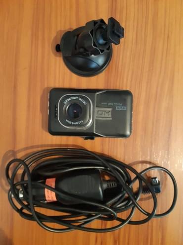 Автоэлектроника - Кок-Ой: Продаю видеорегистратор плюс флешка внутри. Почти новый месяц