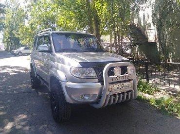 UAZ в Кыргызстан: UAZ Patriot 2.7 л. 2007   150000 км