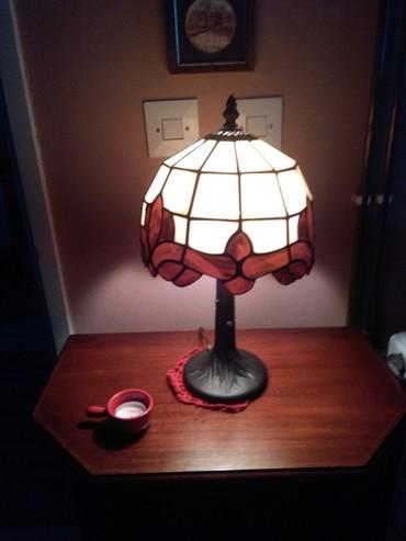 Lampa prelepa Tifany stalak u obliku stabla,prelepa vidi slike - Sombor