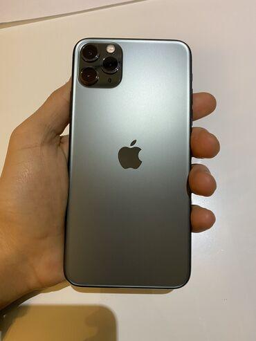 IPhone 11 Pro Max | 64 GB | Yaşıl | İşlənmiş