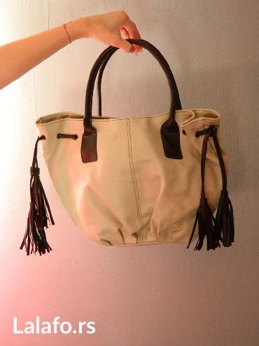 Ženska torba, 23x36 cm, veštačka koža - Sabac