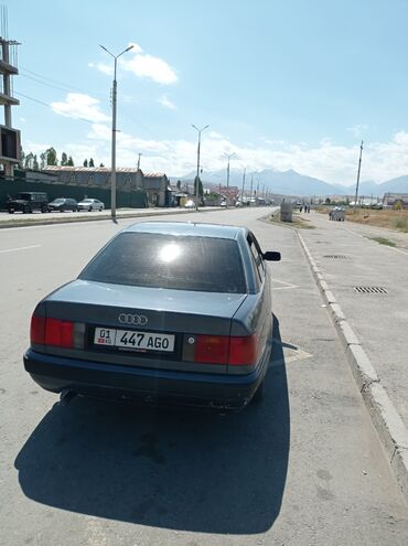 Audi - Кыргызстан: Audi S4 2.6 л. 1994
