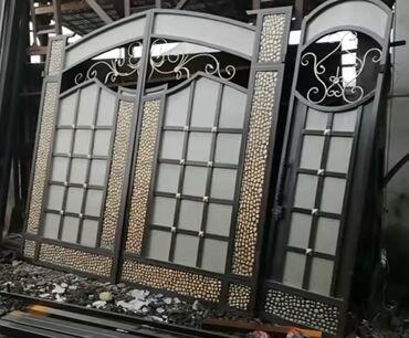 Ремонт и строительство - Сокулук: Ворота на заказ