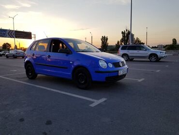 Volkswagen в Кыргызстан: Volkswagen CrossPolo 1.4 л. 2002