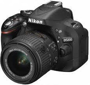 """nikon fotoaparat qiymetleri - Azərbaycan: Fotoaparat """"Nikon D5200 + 18-55mm VR II Black KIT""""Fotoaparat """"Nikon D"""