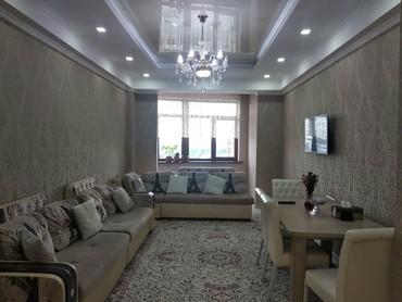 Квартиры - Бишкек: Посуточно трех комнатная квартира. квартира с большой площадью. уютная