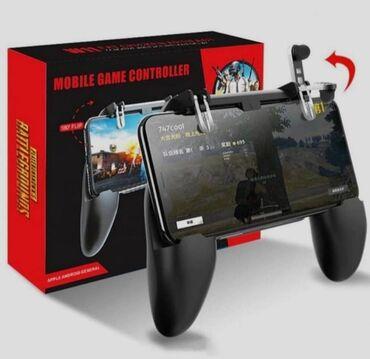 oyun kompyuterleri в Азербайджан: 🔹Pubg metal trigger gamepad joystick, oyun meraklıları üçün xüsusi bir