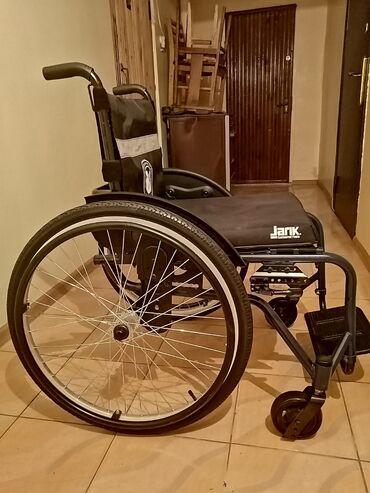 Продаётся инвалидная коляска, производство Германия. Новая