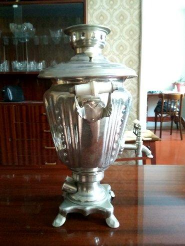 3 литра, Электросамовар ссср 1975 год, рабочий. в Бишкек