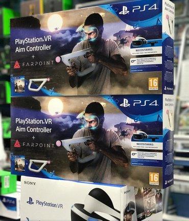 Bakı şəhərində Playstation vr aim controller