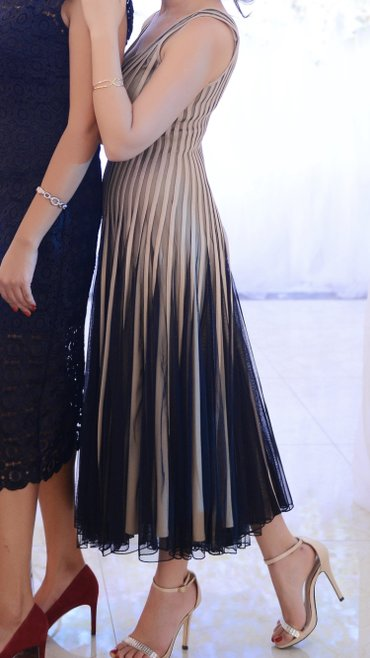 Нежное коктейльное платье, можно на в Бишкек