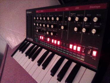Sintezatori | Srbija: Roland JX03 Synth Boutique & Roland K25 (AKCIJA do 14. juna