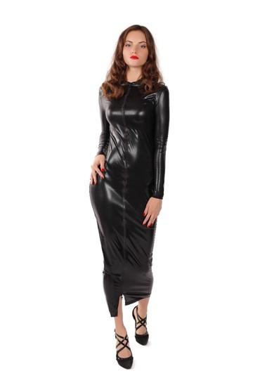 женское коктейльное платье в Кыргызстан: Платье на молнииСостав: 100% полиэстерРазмер: L-XLКомплектация