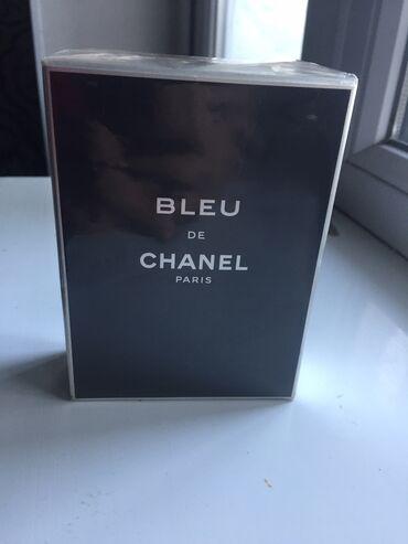 chanel 5 в Кыргызстан: Срочно продам оригинал blue de Chanel запечатанный
