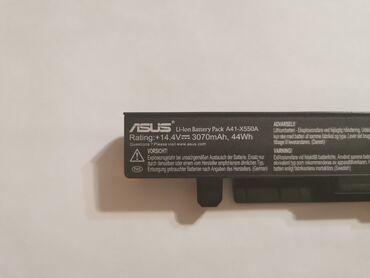 Noutbuklar üçün batareyalar - Azərbaycan: Li-lon Battery Pack A41-X550A. Almaq isteyirem, satan varsa zehmet ol