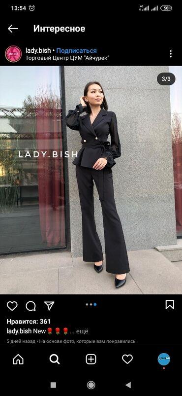 вечерние платья серого цвета в Кыргызстан: Продается костюмчик в сером цвете материал русский сатин очень