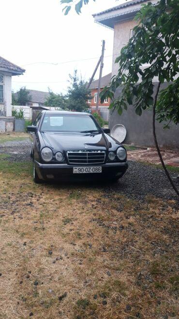 İşlənmiş Avtomobillər Lənkəranda: Mercedes-Benz E 200 2 l. 1997 | 257468 km